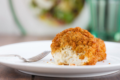 Cod Fishcakes by bokeh photographic (Alistair Grant) Food & Drink Photography.