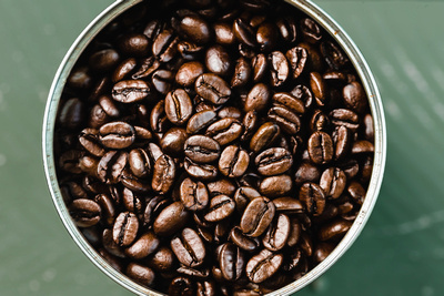 Fresh Roasted Coffee Beans by bokeh photographic (Alistair Grant) Food & Drink Photography.