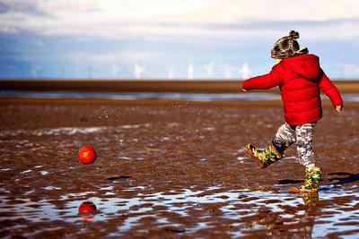 Active Portraiture Image #4 | bokeh photographic (Alistair Grant) Family & Children's Portrait Photography.