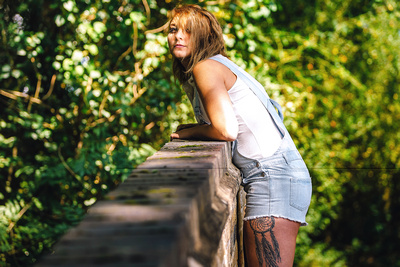 Event Photography Image: Cambs Photography Event Promo Shoot Images for the inaugural Cambs Photography Event on Friday 29th September 2017 at Hinchingbrooke Country Park, Huntingdon (#13: Model Andrea Drew). © bokeh photographic (Alistair Grant): Freelance Photographer, St Ives, Cambridge.