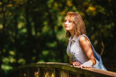 Event Photography Image: Cambs Photography Event Promo Shoot Images for the inaugural Cambs Photography Event on Friday 29th September 2017 at Hinchingbrooke Country Park, Huntingdon (#9: Model Andrea Drew). © bokeh photographic (Alistair Grant): Freelance Photographer, St Ives, Cambridge.