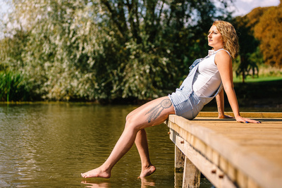 Event Photography Image: Cambs Photography Event Promo Shoot Images for the inaugural Cambs Photography Event on Friday 29th September 2017 at Hinchingbrooke Country Park, Huntingdon (#18: Model Andrea Drew). © bokeh photographic (Alistair Grant): Freelance Photographer, St Ives, Cambridge.