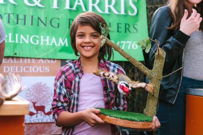2017 Aldeburgh Food & Drink Festival: Wild Suffolk World Partridge Plucking Champion. © bokeh photographic (Alistair Grant): Freelance Photographer Cambridge.