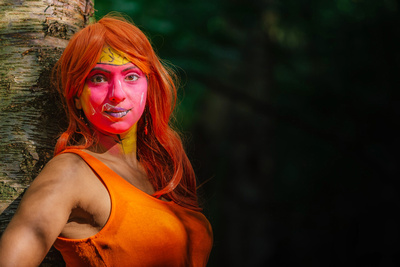 Cosplay by bokeh photographic (Alistair Grant) Portrait Photography.