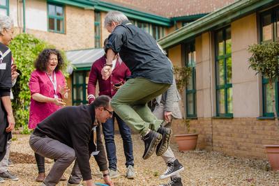 Team Building. © bokeh photographic (Alistair Grant): Professional Photographer: Cambridgeshire, Bedfordshire, Northamptonshire, Norfolk, Suffolk, Essex & Hertfordshire.