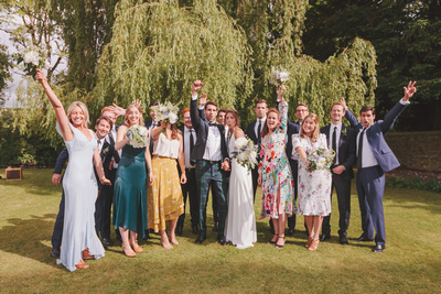 Image #15 from the wedding of Harriet & Laurie on Saturday 16th June 2018 at Quenington, Gloucestershire. © bokeh photographic (Alistair Grant): Freelance Photographer, St Ives, Cambridge.