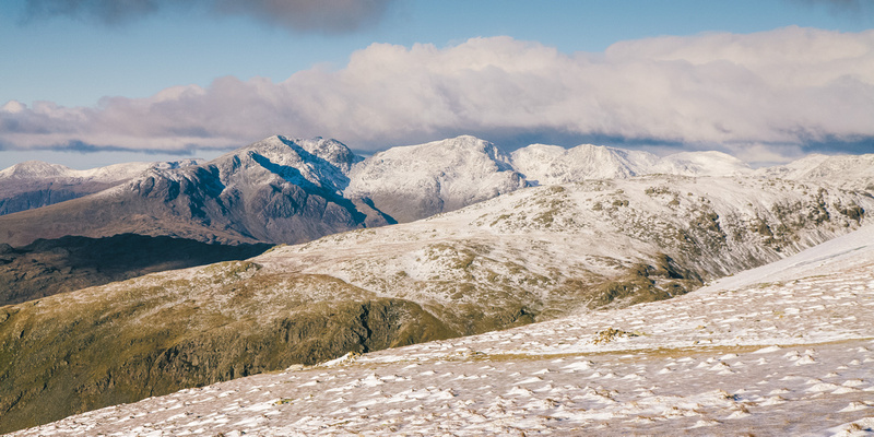Blog 78: A Higher Exposure – #6 Wintry Conditions at Old Man of Coniston, Brim Fell, Swirl How & Wetherlam, Lake District by bokeh photographic (Alistair Grant) Freelance Photography Cambridge.