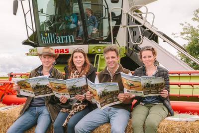2017 Aldeburgh Food & Drink Festival: HarvesTimes Readers.   bokeh photographic - Alistair Grant.