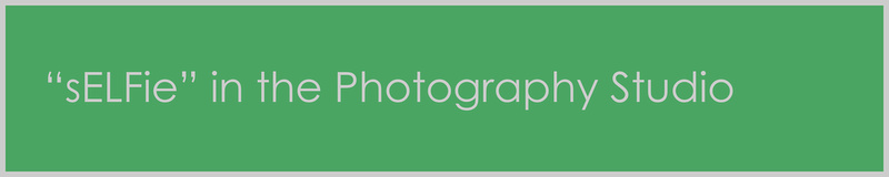 Page Title Artwork – Selfie in the Photography Studio. © bokeh photographic (Alistair Grant): Freelance Photographer in Cambridge, Huntingdon, Peterborough, Bedford, Ely, St Neots, St Ives and London.