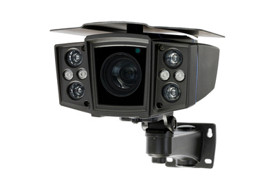 Commercial Photography and Product Photography Image of Security Camera. © bokeh photographic (Alistair Grant): Commercial Photographer and Product Photographer in Cambridgeshire, Bedfordshire, Northamptonshire, Norfolk, Suffolk, Essex & Hertfordshire.