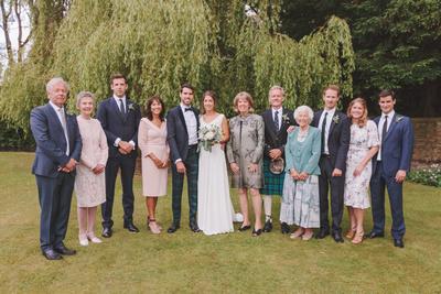 Image #14 from the wedding of Harriet & Laurie on Saturday 16th June 2018 at Quenington, Gloucestershire. © bokeh photographic (Alistair Grant): Freelance Photographer, St Ives, Cambridge.