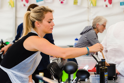 2016 Aldeburgh Food & Drink Festival: Masterclass Participant. © bokeh photographic (Alistair Grant): Freelance Photographer Cambridge.