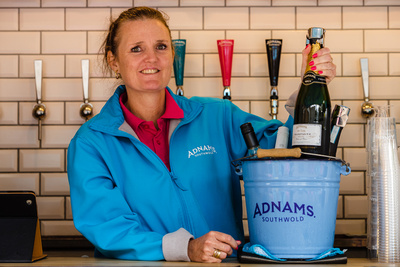 2016 Aldeburgh Food & Drink Festival: Adnams Staff. | bokeh photographic - Alistair Grant.