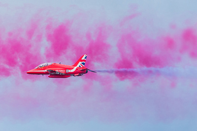 Red Arrows. © bokeh photographic (Alistair Grant): Professional Photographer: Cambridgeshire, Bedfordshire, Northamptonshire, Norfolk, Suffolk, Essex & Hertfordshire.
