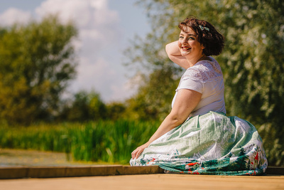 Event Photography Image: Cambs Photography Event Promo Shoot Images for the inaugural Cambs Photography Event on Friday 29th September 2017 at Hinchingbrooke Country Park, Huntingdon (#3: Model Lizzie Bailey). © bokeh photographic (Alistair Grant): Freelance Photographer, St Ives, Cambridge.